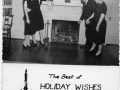 Weaver 1946 Christmas Card