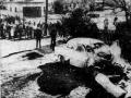 Helen Weaver's Car, Bomb Blast, San Angelo, 1955