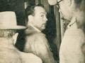 Harry L. Washburn, arrested for the murder of Helen Harris Weaver