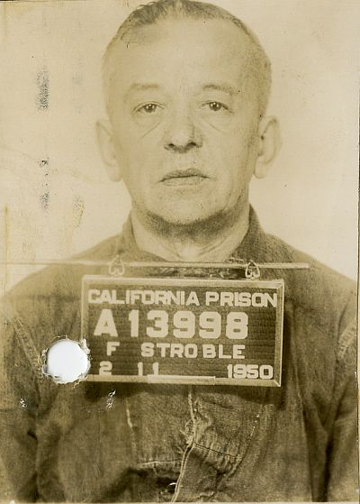 Fred Stroble Mug Shot