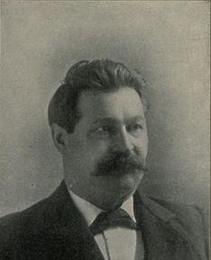 Chicago sausage maker Adolph Luetgert