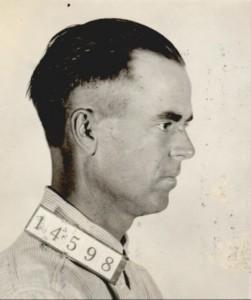 Coney Coffey, Tulsa bank robber
