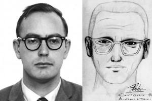 Left, Earl Van Best. Right, artist sketch of Zodiac Killer