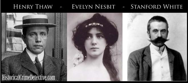 Henry-Thaw-Evelyn-Nesbit-Stanford-White