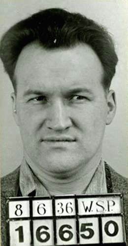 Leo Hall Erland's Point Mass Murderer