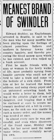 The Spokane Free Press, Feb 18, 1909