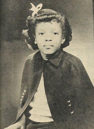 Victim Elizabeth Simpson, Age 13.