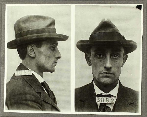 Wesley-L-Sischo Opium Smuggler, 1918 & 1935