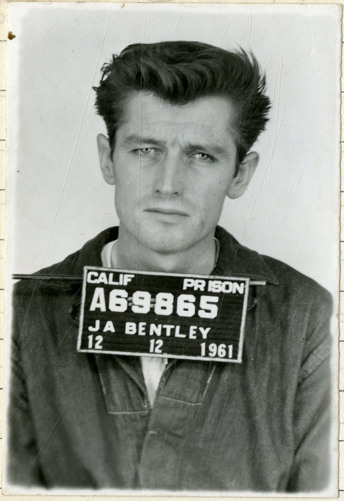 A69865 James Bentley Executed in California Gas Chamber