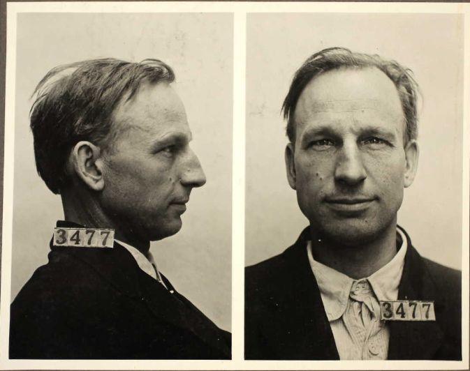 Frank-Shaffer - Anti War Protester, 1918,