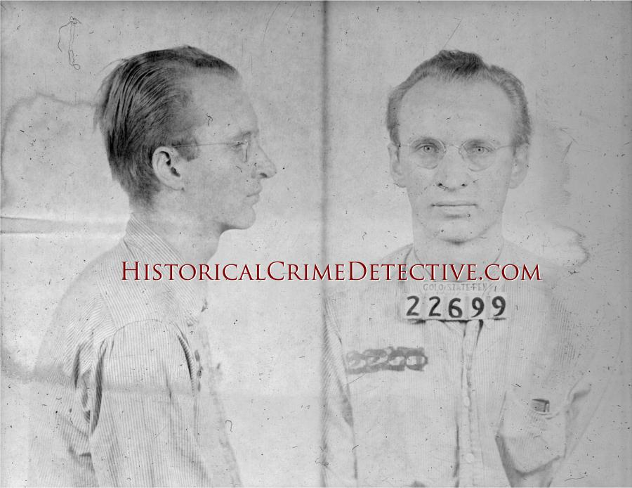 Donald Fearn Colorado State Prison Mug Shot