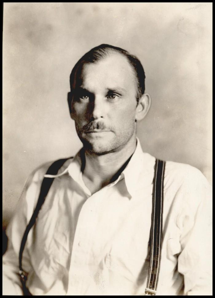 Mug Shot Monday! Cop Killer Frederick D  Fair, Active 1928