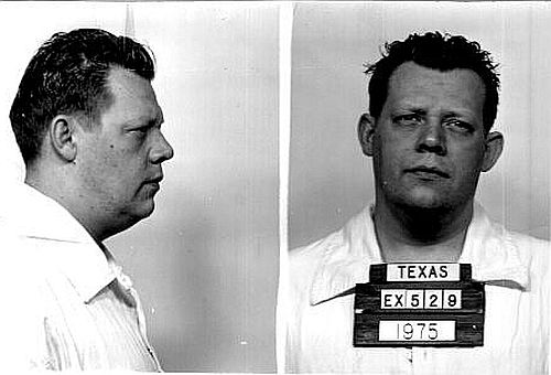 Ronald O'Bryan, executed for murdering his son with poisoned Halloween candy.