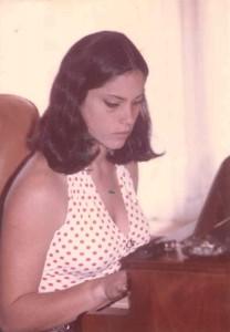 Eileen-Hynson-1976-1 Napa, California