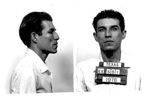 Mug Shot Monday! Henry Martinez Porter, 1975, Executed 1985