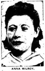 Anna Milroy, victim