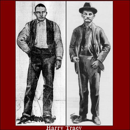 Outlaw Harry Tracy