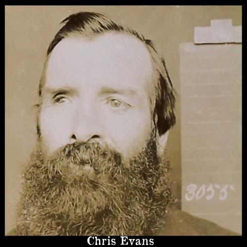 Train Robber Chris Evans