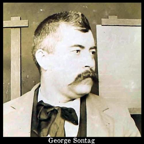 Train Robber George Sontag
