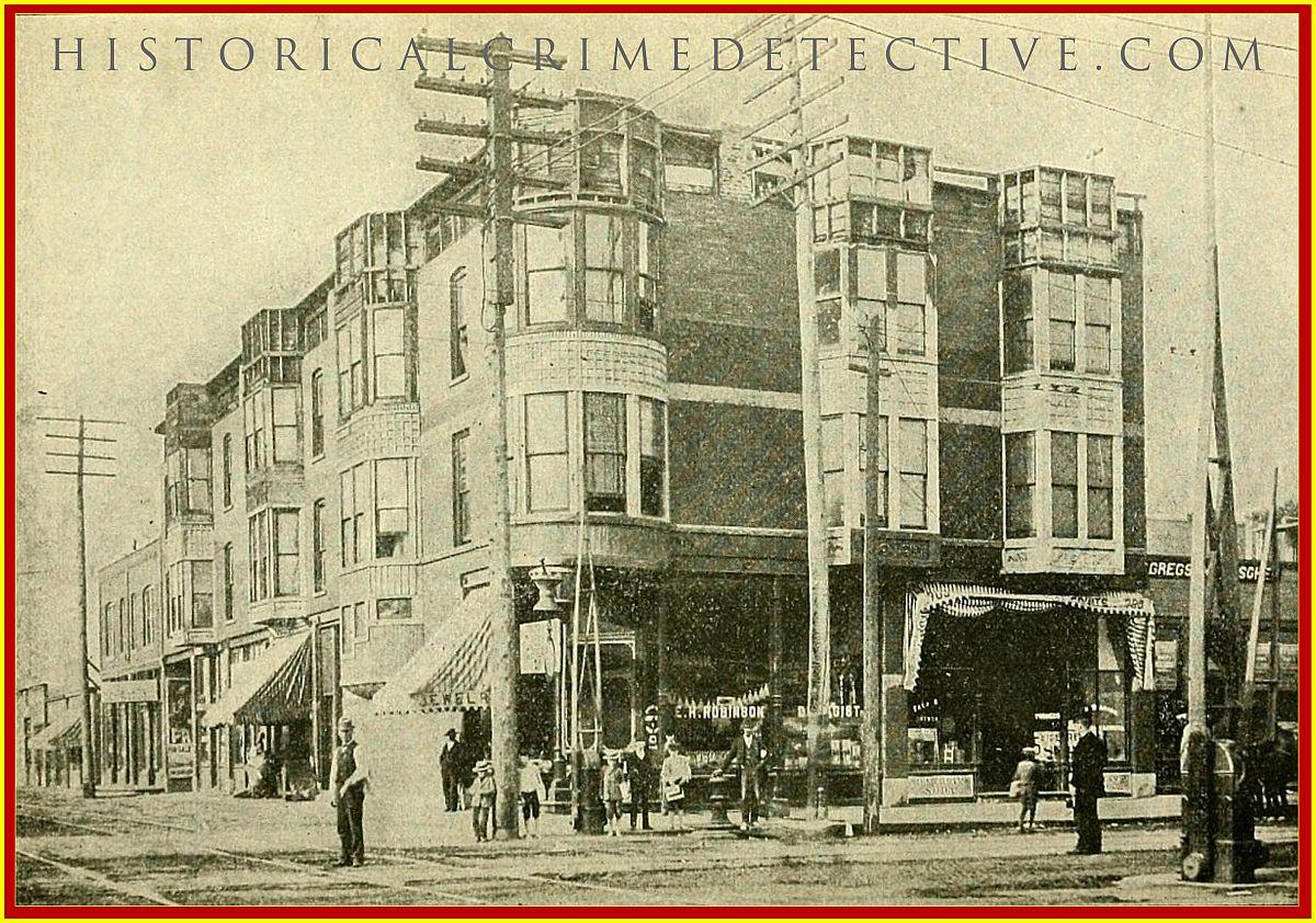 Serial Killer H.H. Holmes – Crime Story, Timeline, Photos ...