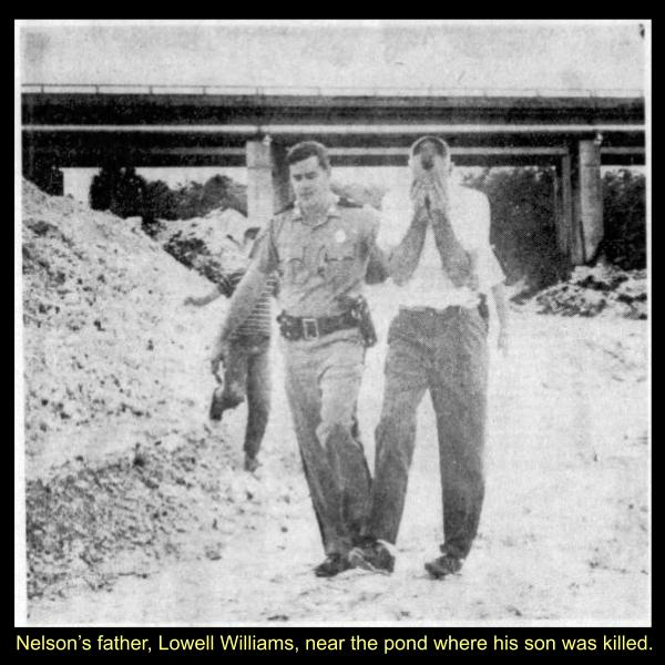 Lowell Williams, father of murder victim Nelson Williams