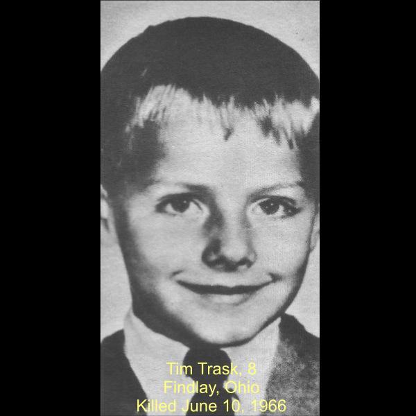 Tim Trask, Findlay Ohio, murdered June 10, 1966