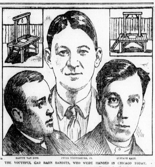 Chicago Car Barn Bandits of 1903