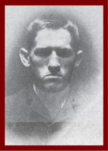 Assassin Eugene Prendergast, the man who shot Mayor Harrison, Chicago