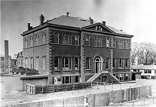 Harvard Medical School, 19th Century