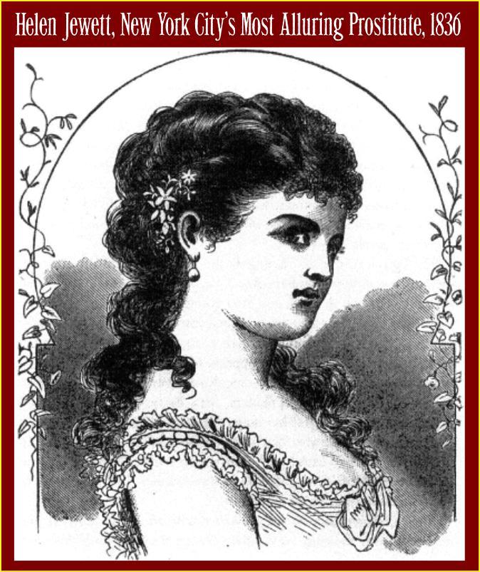 Helen Jewett, 1836