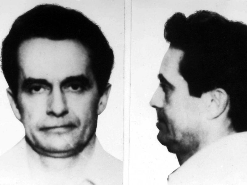 Donald Eugene Webb Mugshot, died in 1999